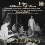 Benjamin Britten (1913-1976): A Midsummernight's Dream op. 64 (4)
