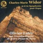 Charles-Marie Widor (1844-1937): Orgelsymphonien Nr. 5 & 6