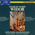 Charles-Marie Widor (1844-1937): Orgelsymphonien Nr. 5 & 6 (4)