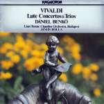 Antonio Vivaldi (1678-1741): Lautenkonzerte RV 93 & 540 (1)