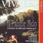 6 Flötensonaten op. 13 'Pastor Fido'(RV 54-59)