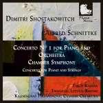 Alfred Schnittke (1934-1998): Konzert für Klavier & Streicher (3)