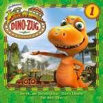 01: Derek, Der Deinonychus-Don's Libelle-Mini-Dino