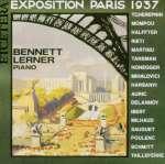 Bennett Lerner - Exposition Paris 1937