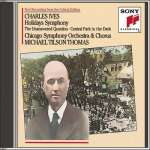 Charles Ives (1874-1954): Symphonie Nr. 5 'New England Holidays'