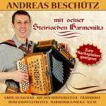 Andreas Beschütz mit seiner steirischen Harmonika