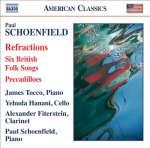 Refractions für Klarinette, Cello & Klavier