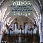 Charles-Marie Widor (1844-1937): Orgelsymphonie Nr. 5 (4)