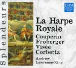 Andrew Lawrence-King - Le Harpe Royale