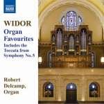 Charles-Marie Widor (1844-1937): Orgelwerke