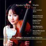 Atsuko Sahara, Violine