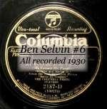 Ben Selvin: 1930