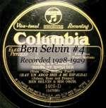 Ben Selvin: 1928-29