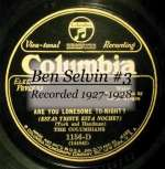 Ben Selvin: 1927-28