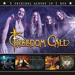 Freedom Call: 5 Original Albums In 1 Box