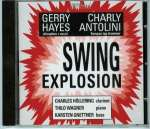 Charly-Gerry H Antolini: Swing Explosion