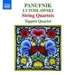 Andrzej Panufnik (1914-1991): Streichquartette Nr. 1-3