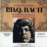 P. D. Q. Bach at Carnegie Hall