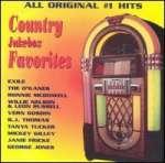 Country jukebox favorites