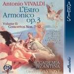 Antonio Vivaldi: Concerti op. 3 Nr. 7-12 'L'estro Armonico'