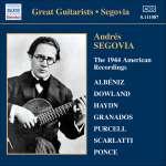 Andres Segovia - The 1944 American Recordings