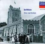 Benjamin Britten: Canticles opp. 40, 51, 55, 86, 89 (1)
