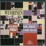 Charles Wuorinen: Streichquartett Nr. 3