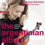 Amsterdam Sinfonietta - The Argentinian Album