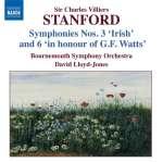 Charles Villiers Stanford (1852-1924): Symphonien Nr. 3 & 6