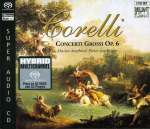 Arcangelo Corelli: Concerti grossi op. 6 Nr. 1-12 (3)