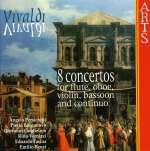Antonio Vivaldi: Concerti da Camera (5)