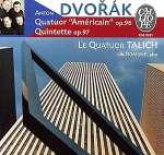 Antonin Dvorak: Streichquartett Nr. 12 'Amerikanisches'