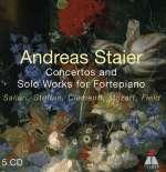Andreas Staier - Konzerte und Werke für Klavier solo