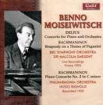 Benno Moiseiwitsch spielt Klavierkonzerte (2)