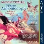 Antonio Vivaldi (1678-1741): Concerti op. 3 Nr. 7-12 'L'estro Armonico' (2)