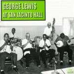 George Lewis (Clarinet) (1900-1968): At San Jacinto Hall (Eu