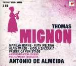 Ambroise Thomas (1811-1896): Mignon (3)