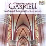Andrea Gabrieli (1510-1586): Orgelwerke