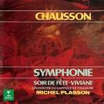 Chausson: Symphonie, Soir De Fete, Viviane (UHQCD)(reissue)