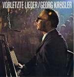 Humor et cetera Kabarett: Georg Kreisler - Vorletzte Lieder