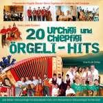 20 urchigi und chlepfigi Örgeli-Hits, 1 Audio-CD