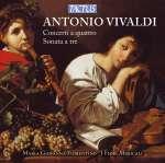 Antonio Vivaldi (1678-1741): Konzerte für mehrere Instrumente (10)