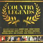 Country Legends - Various: Country Legends (2)