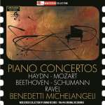 Benedetti Michelangeli spielt Klavierkonzerte (4)