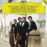 Charles Ives (1874-1954): Streichquartette Nr. 1 & 2 (3)