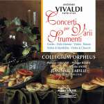 Antonio Vivaldi: Konzerte für mehrere Instrumente (31)