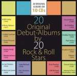 20 Original Debut-Albums By 20 Rock & Roll Stars