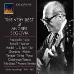 Andres Segovia - The Very Best of Andres Segovia