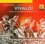 Antonio Vivaldi (1678-1741): Konzerte für mehrere Instrumente (12)
