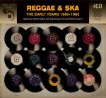 Reggae & Ska: Early Years 1960-1962